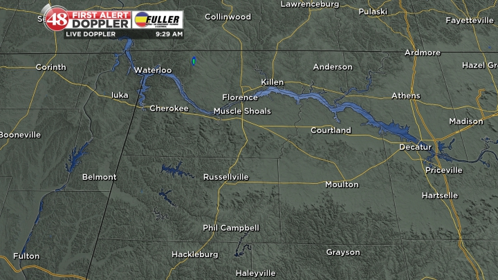 Huntsville Weather Map.48 First Alert Doppler