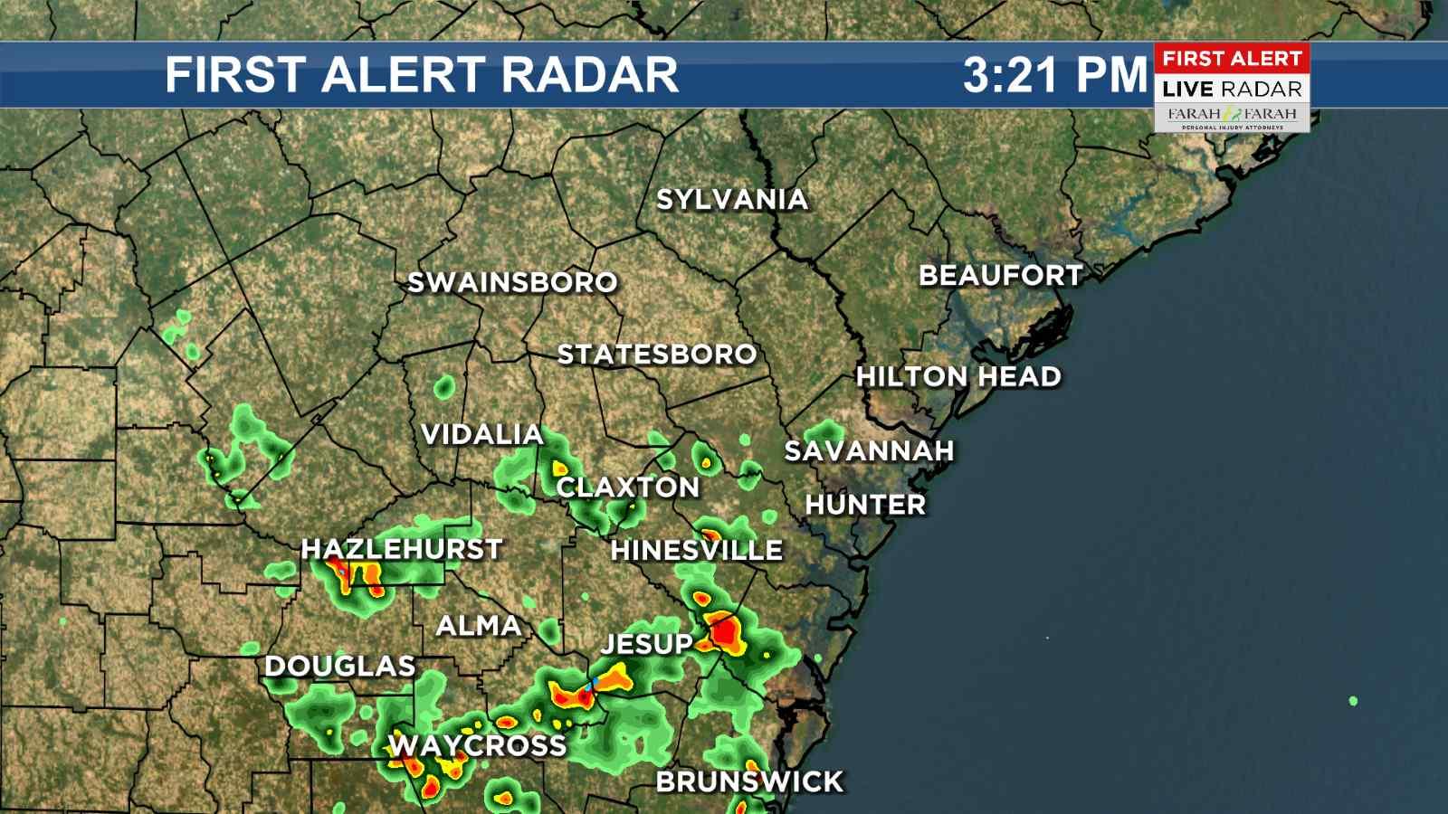 First Alert Radar